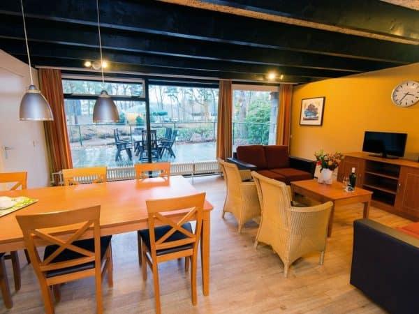 Landal Vennenbos Extra toegankelijke bungalow 6BT - 6 personen - Noord-Brabant